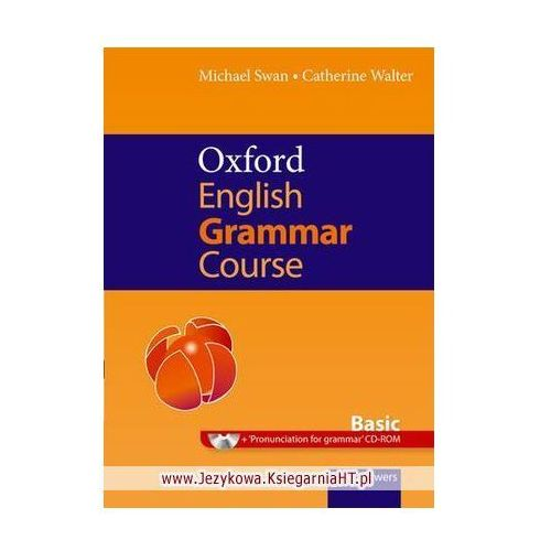 Oxford English Grammar Course Basic with Answers and CD-ROM (2011)