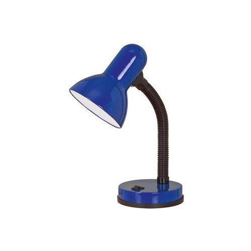 EGLO 9232 – Lampa stołowa BASIC 1xE27/40W niebieska, 9232