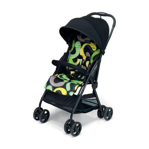Foppapedretti Zielony fantasy green wózek spacerowy piuleggero (8013440173038)