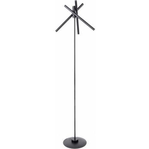 Sigma lumen 50207 lampa podłogowa stojąca 3x25w g9 czarny (5907554411991)