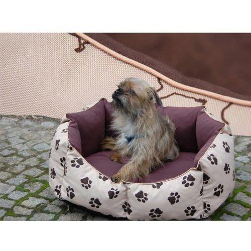 M legowisko nowy york - beż w psy marki Hobbydog
