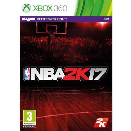 OKAZJA - NBA 2K17 (Xbox 360)