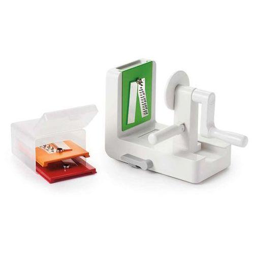Oxo - good grips maszynka do krojenia warzyw i owoców w makaron i wstążki