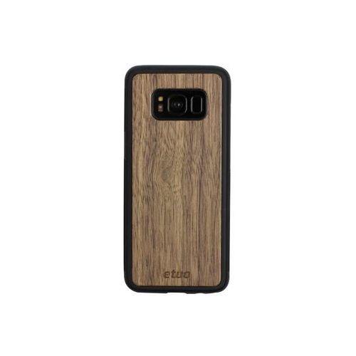 Samsung Galaxy S8 - etui na telefon Wood Case - orzech amerykański