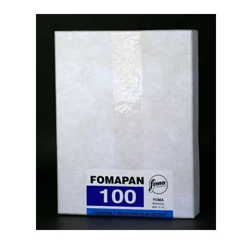 Foma film Fomapan 100 6,5x9 cm /50