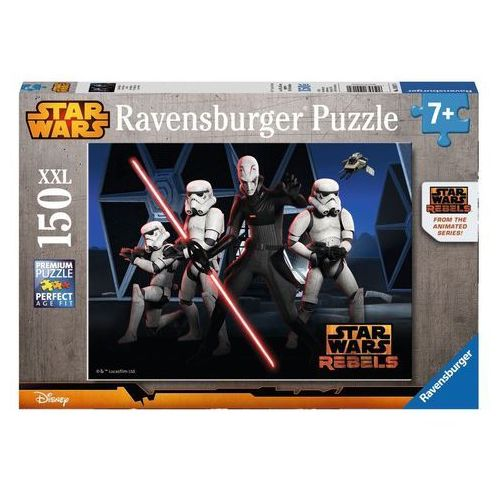 Puzzle 150 elementów XXL Star Wars Rebels (4005556100170)