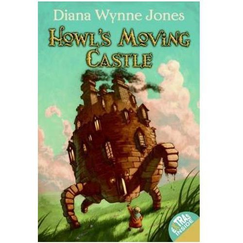 Howl's Moving Castle. Sophie im Schloss des Zauberers, englische Ausgabe (9780061478789)