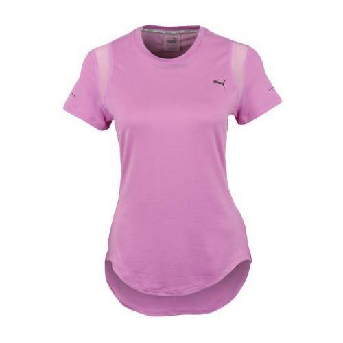 Puma koszulka damska heather s s tee w orchid heather xs (4059506738241)
