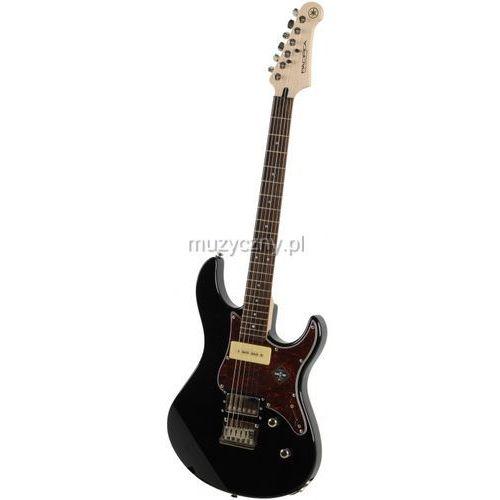 Yamaha Pacifica 311H Black gitara elektryczna