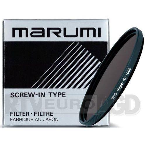 Marumi Super DHG ND1000 62 mm - produkt w magazynie - szybka wysyłka! (4957638088107)