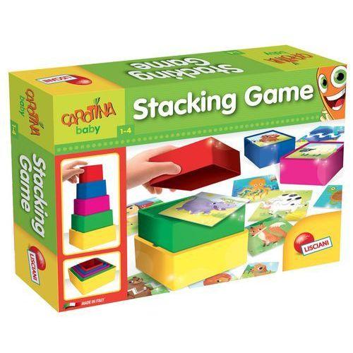 ZESTAW BABY STACKING GAME CAROTINA -, 1_591940