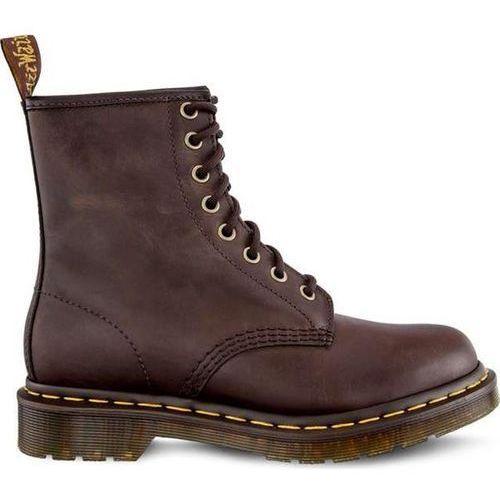 Dr Martens 1460 8 Eye Boot 11822203 AZTEC - Glany Damskie, kolor brązowy