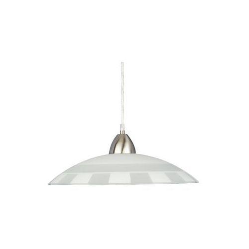 Lampa wisząca PLATE 1X60W E27 Mleczny 24 PREZENT, 24