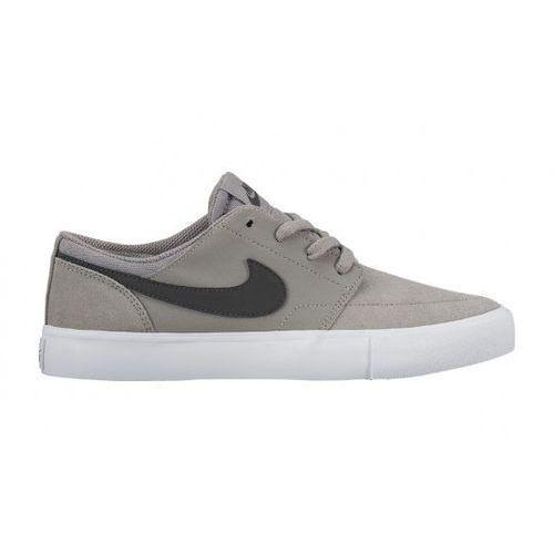 Buty sb portmore ii (gs) marki Nike