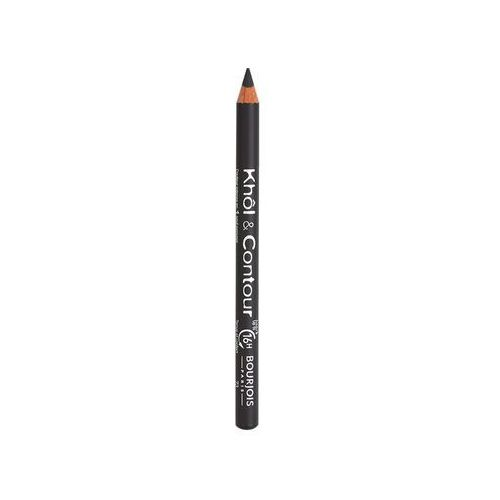 khol & contour kredka do oczu 1,2 g dla kobiet 001 noir-issime marki Bourjois paris