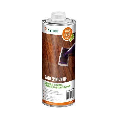 Zabezpieczenie drewnianych podłóg WAX CARE PLUS 1 l BARLINEK (5906737942765)