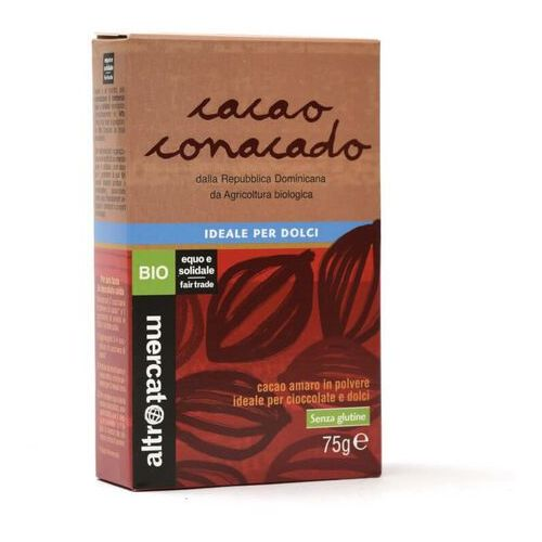 Ecor Kakao w proszku fair trade bezglutenowy bio 75g