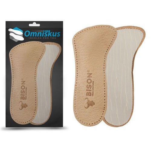 Wkładki do butów 3/4 na płaskostopie poprzeczne oraz płaskostopie wzdłużne (5903021525505)