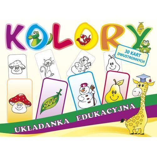 Abino Układanka - kolory - . (5907438272632)