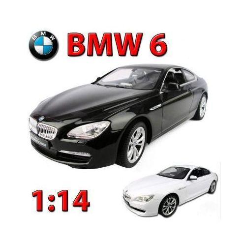 Duże Zdalnie Sterowane BMW 6 Coupe 650i (1:14) + Bezprzewodowy Pilot., 5907779995424
