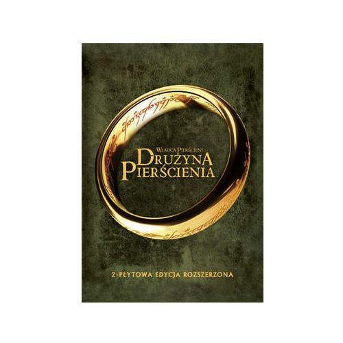 Galapagos films Władca pierścieni drużyna pierścienia - edycja rozszerzona (2 dvd) 7321909323759