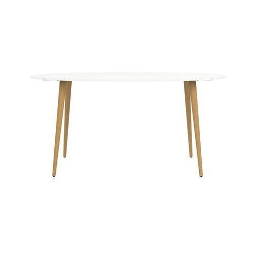 Tvilum Nowoczesny stół oslo 160 x 80 cm w stylu retro