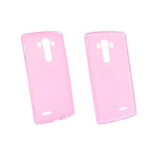 etuo FLEXmat Case - LG G4 - etui na telefon - różowy, kolor FLEXmat