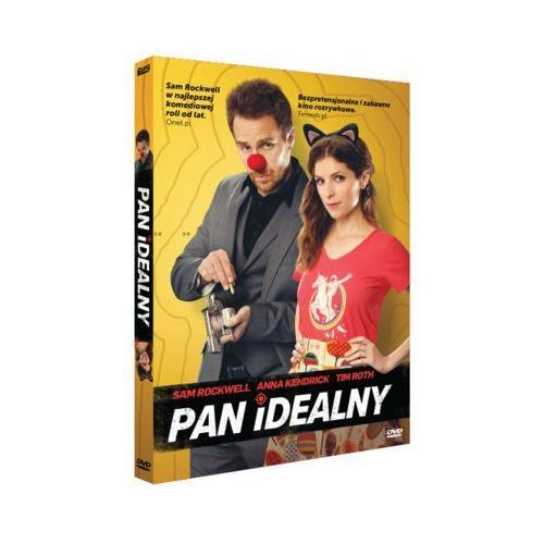 Pan Idealny (DVD) z kategorii Filmy przygodowe