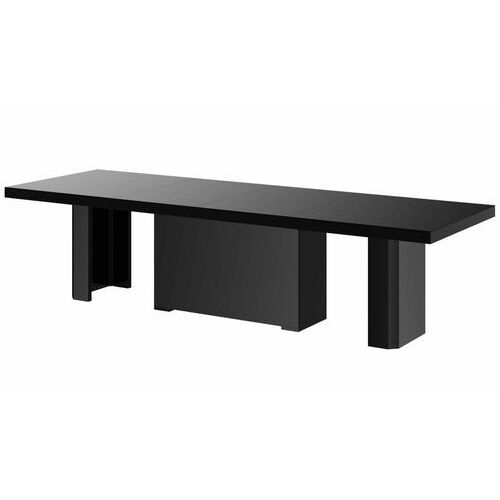 Stół kolos max 180 czarny mat marki Hubertus