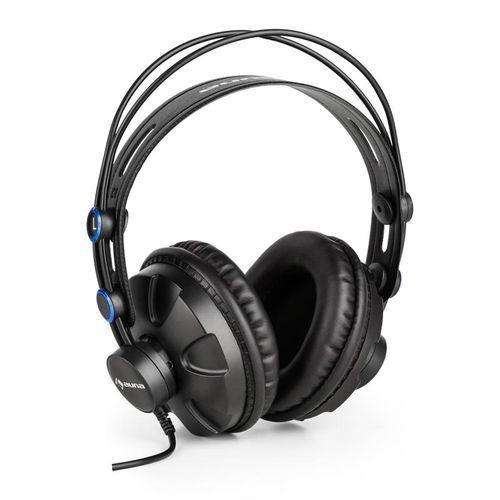 auna HR-580 Słuchawki studyjne nauszne zamknięte niebieskie Zamów ten produkt do 21.12.16 do 12:00 godziny i skorzystaj z dostawą do 24.12.2016