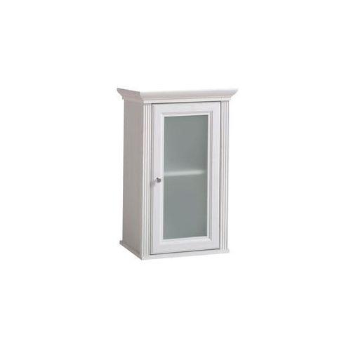 COMAD szafka wisząca górna Palace Andersen white PALACEWHITE830, kolor biały