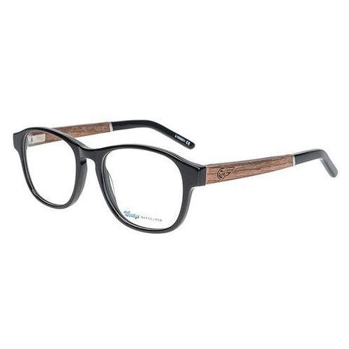Woodys barcelona Okulary korekcyjne  lapa 09