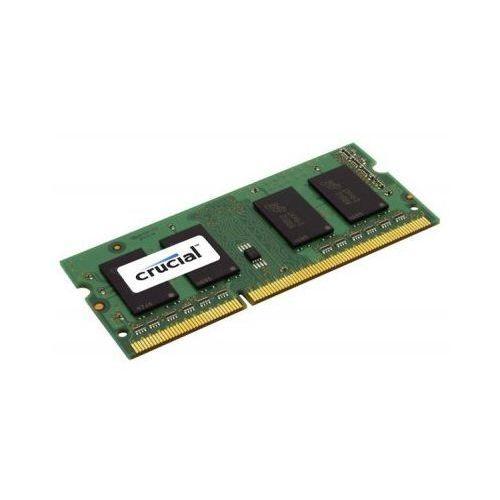 Crucial DDR3L 4GB 1600 CL11 SODIMM - produkt w magazynie - szybka wysyłka!