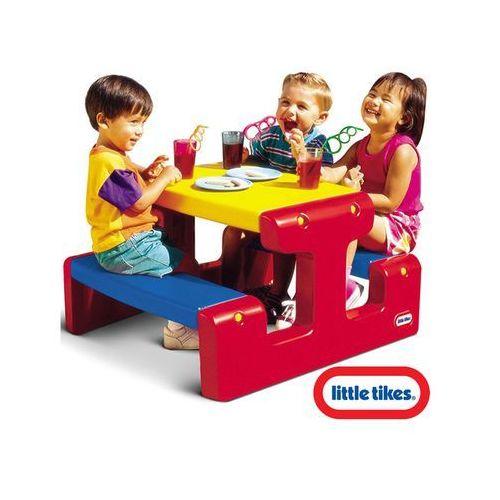 Mały stolik piknikowy LITTLE TIKES