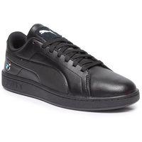 Sneakersy PUMA - BMW MMS Smash V2 306450 03 Puma Black/Puma Black