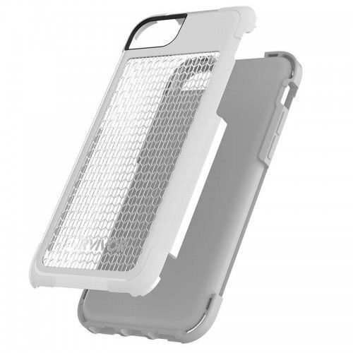 Griffin Survivor Fit - Pancerne etui iPhone 8 / 7 / 6s / 6 (biały/szary), TA43969
