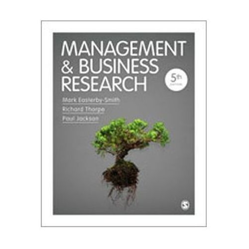 Management and Business Research, SAGE Publications Ltd