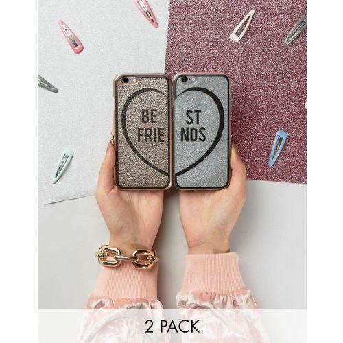 New Look 2 Pack Best Friends Iphone 6/6S Case - Multi, kup u jednego z partnerów