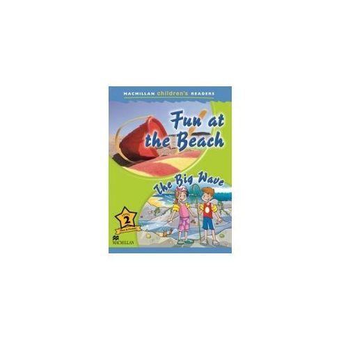 Fun at the Beach/ The Big Wave. Macmillan Children's Readers 2