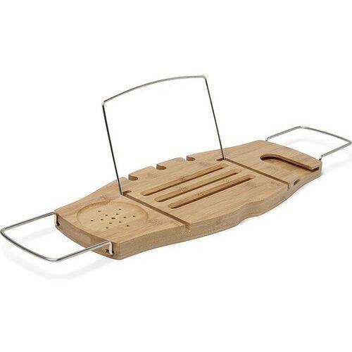 Półka na wannę aquala jasne drewno marki Umbra