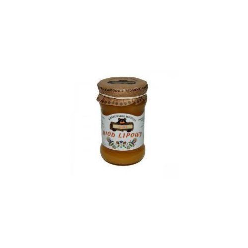 Miód lipowy 375 g kaszubskie miody marki Kosecki