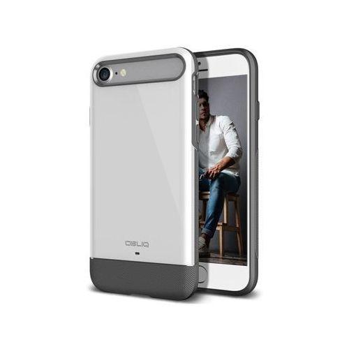 Obliq dual meta - etui iphone 7 (white)