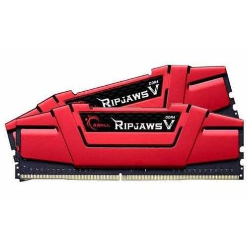 Pamięć DDR4 G.SKILL Ripjaws V 16GB (2x8GB) 2400MHz CL15 XMP 2.0 1.2V Red