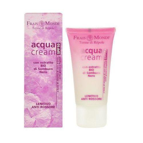 acqua face cream antiredness spf10 50ml w krem do twarzy do skóry wrażliwej marki Frais monde