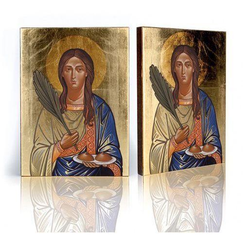 Ikona świętej agaty sycylijskiej marki Produkt polski