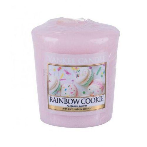 Yankee Candle Rainbow Cookie świeczka zapachowa 49 g unisex