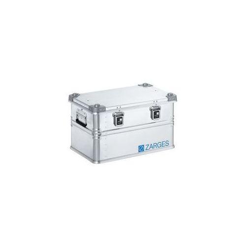 Zarges Aluminiowa skrzynka transportowa,poj. 60 l, dł. x szer. x wys. wewn. 550 x 350 x 310 mm