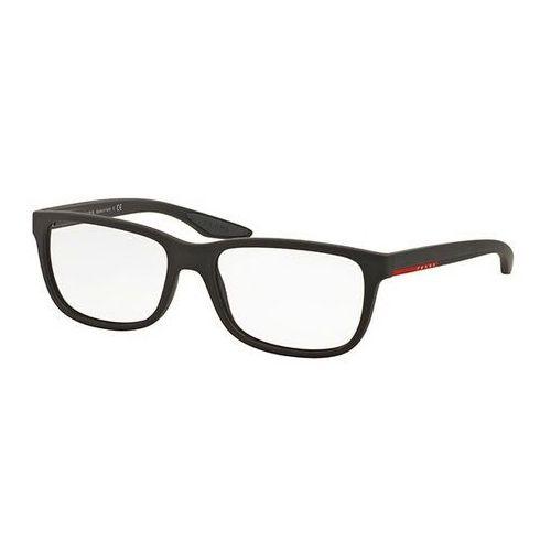 Okulary korekcyjne ps02gv ub01o1 marki Prada linea rossa