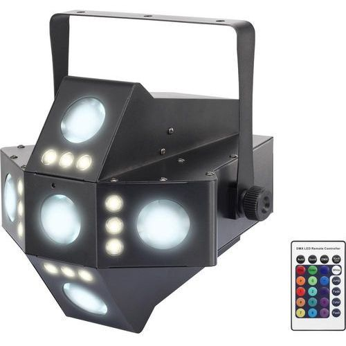 Efekt sceniczny LED Renkforce GM215, 3.8 kg, multikolor