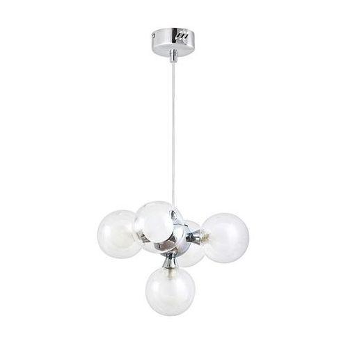 Lampa wisząca zwis oprawa Rabalux Briella 5X28W G9 2623, kolor Biały